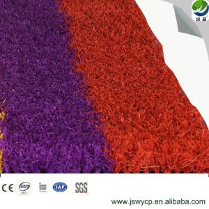 Kindgarten Colorfull Running Track SGS, Ce Approved, Water Proof Grass for Decoration pictures & photos