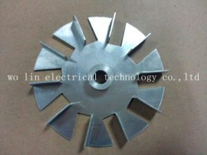140*14mm Electrical Machine Impeller