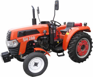 4 Wheel Tractor SH260, 26HP 2WD pictures & photos