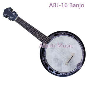 Abj-16 Afanti 4 Strings Banjos pictures & photos