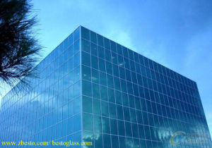 Soundproof Glass Building / Energy Saving Glass / Insulated Glass Curtain Wall pictures & photos