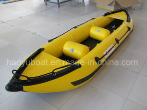 Sale Inflatable Kayak Boat 365mm Boat Fishing Boat PVC or Hypalon Tube pictures & photos