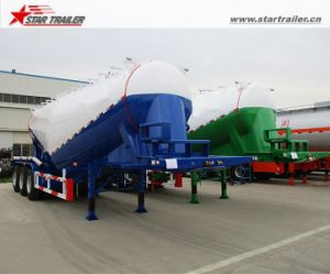 40cbm Powder Material Transport Tanker Semitrailer for Sale pictures & photos