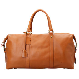 Men′s 24 Inch Travel Gym Sports Overnight Weekend Leather Bag Tote Duffel Pouch (NM-T-017) pictures & photos