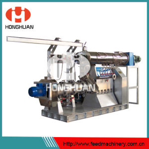 Steam Raw Material Extruder pictures & photos