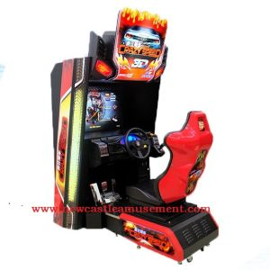 Entertainment Electronics for Arcade Game Machine, Game Arcade Machine (Crazy Speed 3D) pictures & photos