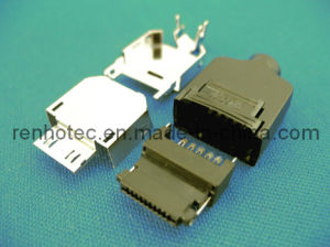 PC Card Connector, Memory Card Connector, PCM Slot pictures & photos