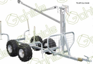 Garden Trailer (TC-DT-CJ-14-04)