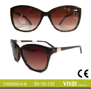 Fashion Acetate Sunglasses with Top Quality (74-A) pictures & photos