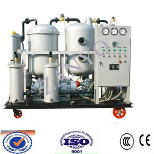 Double-Stage Vacuum Transformer Oil Purification pictures & photos