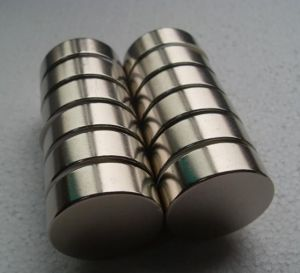 Sintered Disc Neodymium Magnet/Sintered NdFeB Magnet