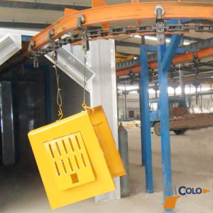 Turnkey Powder Coating Line pictures & photos
