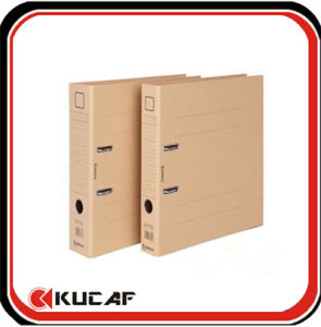 Kraft Paper Folder with Custom Logo pictures & photos