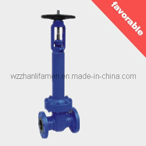 DIN Bellows Seal Gate Valve Wz41h pictures & photos