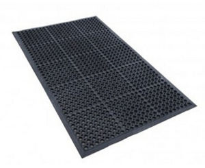 Best Quality Indoor Rubber Flooring Mat, Kitchen Rubber Floor Mat pictures & photos