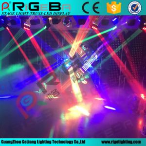 360 Roller LED Beam Disco DJ Moving Head Stage Light pictures & photos