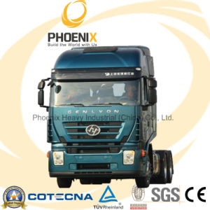390HP 6X4 C100 Hongyan Iveco Tractor Truck with Iveco Technology pictures & photos