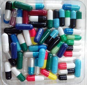 OEM Food Grade/Medicine Grade Chitosan Capsules