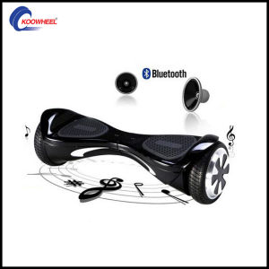 Koowheel Super Powerful Big Tire 700W 2 Wheel Self Balance Smart Bluetooth Electric Scooter Steering-Wheel Hoverboard pictures & photos