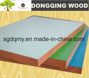 High Quality Melamine Faced Film MDF with 1220X2440mm pictures & photos