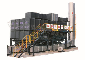 Regenerative Thermal Oxidation and Heat Recovery Equipment (Tohr or RTO in Short)