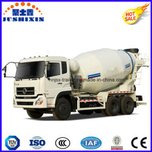 Foton 6*4 Concrete Mixer Truck 10 Wheeler Portable Concrete Mixer pictures & photos