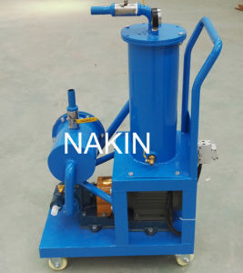 Nakin Jl Portable Oil Purifier/ Insulating Oil Filtering Machine pictures & photos