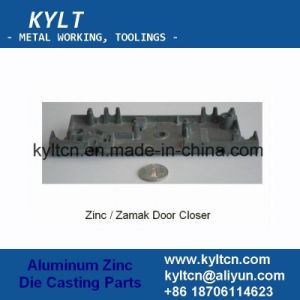 Precision Zinc/Zamak Metal Alloy Die Casting Parts for Gate Opener pictures & photos