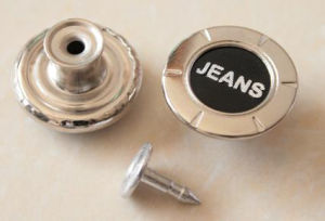 Moving Jeans Buttons B302 pictures & photos