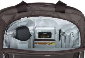 Brown Women Designer Ladies Tote Messenger Shoulder Bag (SW3073D) pictures & photos