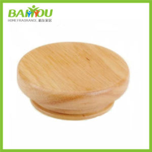 Accept OEM Candle Wooden Lid pictures & photos