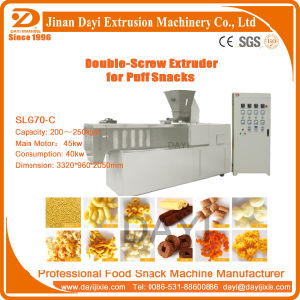 Food Extruder for Snacks with Best Quality pictures & photos
