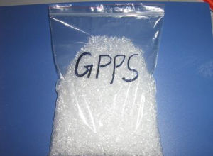 GPPS Plastic Raw Material pictures & photos