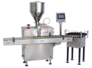 Cream Filling Machine, Paste Filling Machine pictures & photos