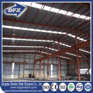 Lightweight Steel Structure Building for Workshop/Warehouse/Hotel/Office pictures & photos