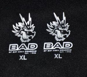 Customized Reflective Heat Transfer Stickers for Garments pictures & photos