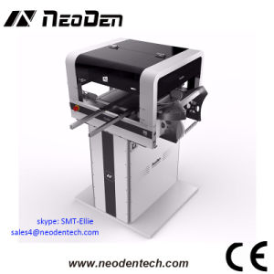SMT Machine with Visual System for Mounting Qfn, BGA, 0201 pictures & photos