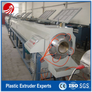 PP Three Layersr Soundproof Drain Pipe Tube Extruder Extrusion Line pictures & photos