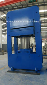 Electric Heating Plate Vulcanization Press pictures & photos
