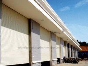 Industrial Entrance Door, Large Aluminum Roller Door pictures & photos