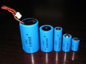 3.6V 1/2AA Lithium Thionyl Chloride/ Li-Socl2 Battery (ER14250) pictures & photos