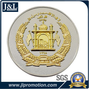 Die Casting Zinc Alloy Metal Coin in Customer Design pictures & photos