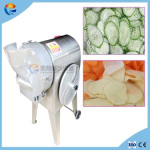 FC-312A CE Approved Multi-Function Vegetable Cutter for Roots, Carrot Cutting Machine pictures & photos