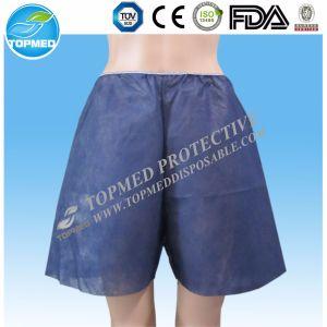 Wholesale Shorts Disposable Men′s Nonwoven Boxer Shorts Sexy Boxer pictures & photos
