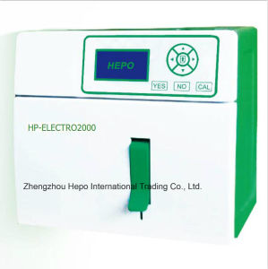 Medical Instrument Electrolyte Analyzer for Laboraty pictures & photos