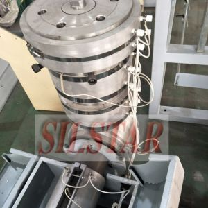 Double Head Film Blowing Machine HDPE, LDPE pictures & photos