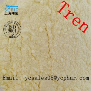 Trenbolone Enanthate Steroids Powder 99% Muscle Building CAS 10161-33-8 pictures & photos