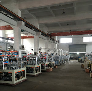 High Speed Paper Cup Making Machine pictures & photos