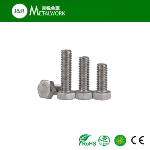 ANSI ASTM A325 B8 B8t Hex Heavy Bolt pictures & photos