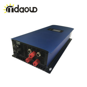 2000W Pure Sine Inverter DC to AC Solar 230/120V Wind Solar Inverter with LCD pictures & photos